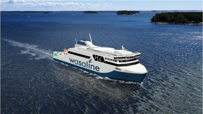 RMC Signs LoI For First Newbuilding Ferry Servicing Vaasa-Umeå Route 1
