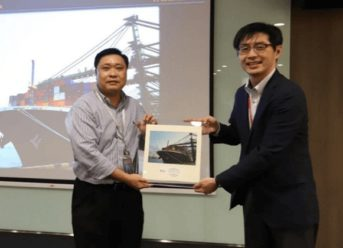 ONE Achieves Record In Productivity At PSA Singapore's Pasir Panjang Terminal 6