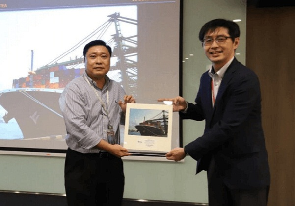 ONE Achieves Record In Productivity At PSA Singapore's Pasir Panjang Terminal 10
