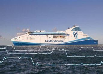 French Ferry Operator Achieves Proven Savings Through Wärtsilä's Energy Management Tech 5