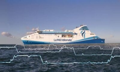 French Ferry Operator Achieves Proven Savings Through Wärtsilä's Energy Management Tech 13
