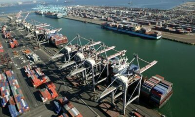 Ports Of Los Angeles And Long Beach Experience Severe Congestion 7