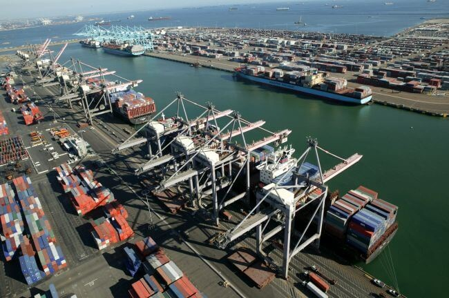 Ports Of Los Angeles And Long Beach Experience Severe Congestion 2