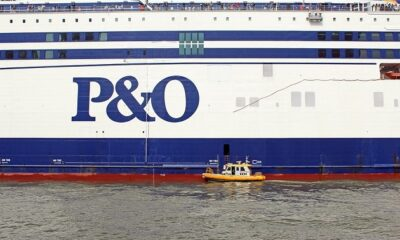 P&O Ferries Flagging Out Dover-Calais Fleet to Cyprus 6
