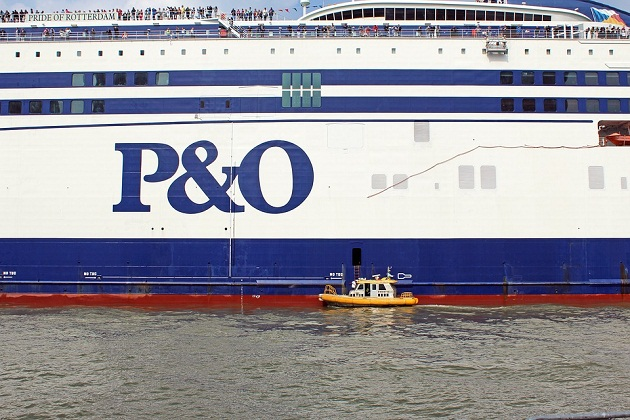 P&O Ferries Flagging Out Dover-Calais Fleet to Cyprus 5