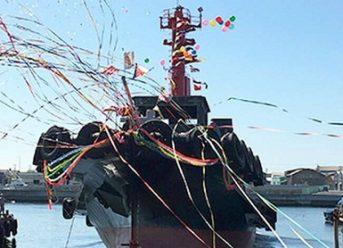 MOL's LNG-Fueled Tugboat 'Ishin' Marks 1st LNG Bunkering In Kansai Region 7