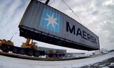 Maersk Implements Physical Container Inspection Pilot In North America 19