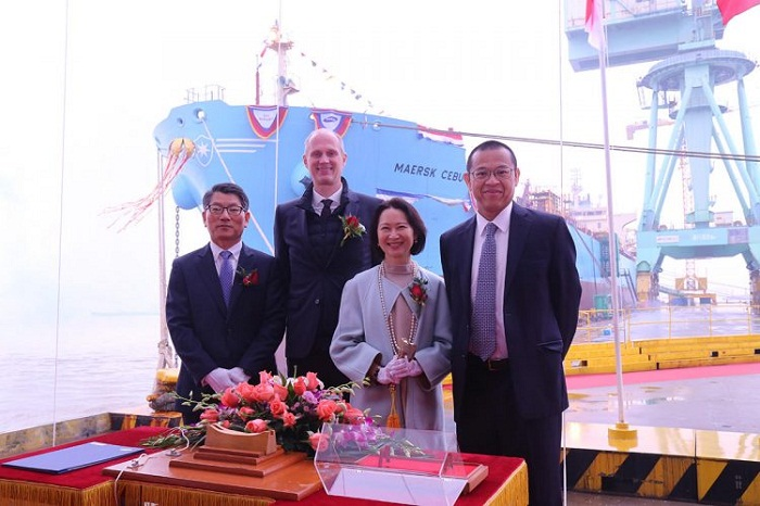 Maersk Tankers Names New MR Unit in China 5