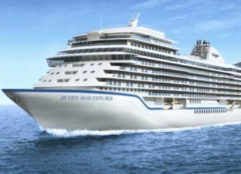 Fincantieri To Build New Ship For Regent Seven Seas Cruises 5