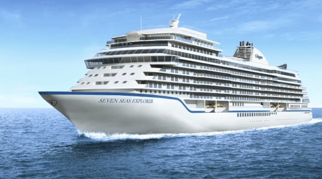Fincantieri To Build New Ship For Regent Seven Seas Cruises 8