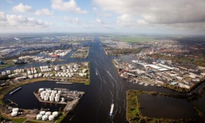 Port of Amsterdam: New Lock Gates Arrive in the Netherlands, Get Ready for Completion 6