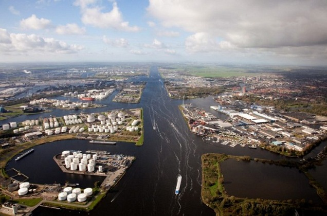 Port of Amsterdam: New Lock Gates Arrive in the Netherlands, Get Ready for Completion 5
