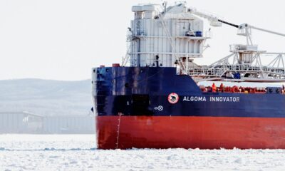 Algoma to Up Its Stake in CSL Pool, Acquire Oldendorff's Trio 5