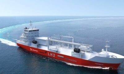 New Design Brings Liquefied Hydrogen Bunker Vessels To Reality 5
