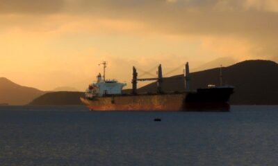 Bulker Refloated after Grounding in Mississippi River 6