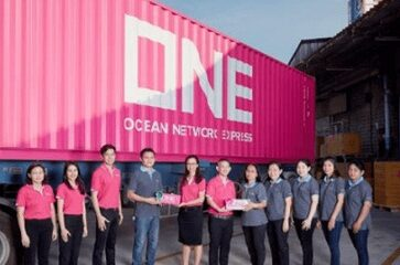 ONE Thailand Surpasses One Million TEUs Of Container Shipments 10