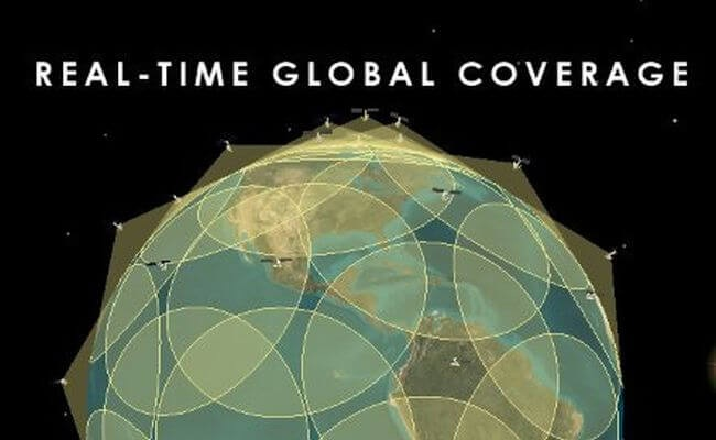 exactEarth Launches The First And Only Real-Time Global Satellite-AIS Service