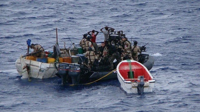 Pirates And Armed Robbers Still A Threat Off West Africa 1