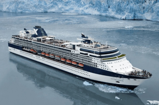 Celebrity Cruises Installs Solar Solve Marine's Heat Rejecting Sunscreens 1
