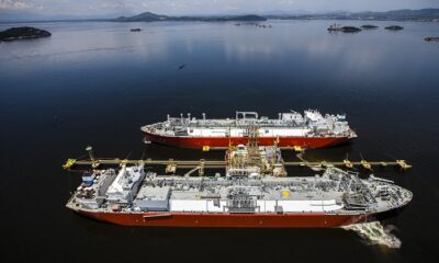 Excelerate, Equinor Conduct 1st STS LNG Transfer in The Bahamas 6