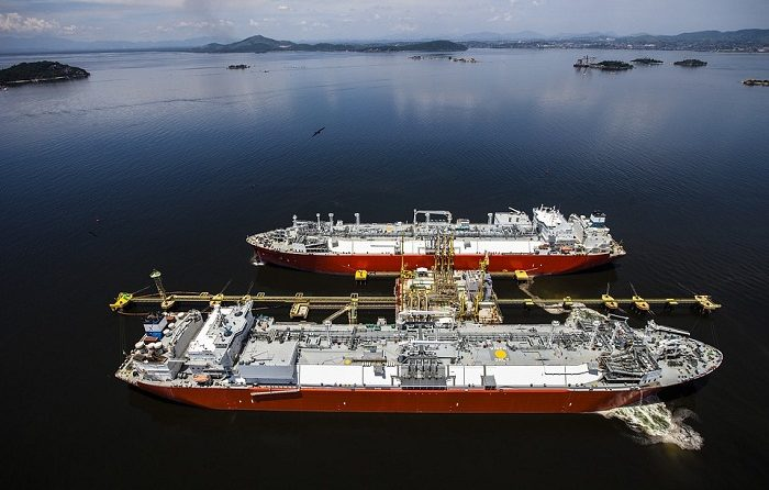 Excelerate, Equinor Conduct 1st STS LNG Transfer in The Bahamas 1