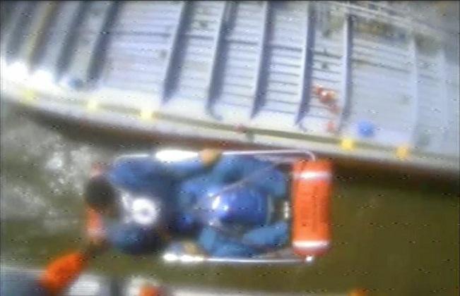 Tanker Crew Member Medevaced off New Orleans 5