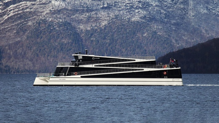 The Fjords Pushes Delivery of New Zero-Emission Ship to 2020 1