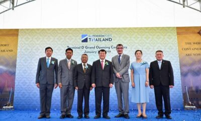 Hutchison Ports Opens Thailand's Largest Deep-Sea Container Terminal 5