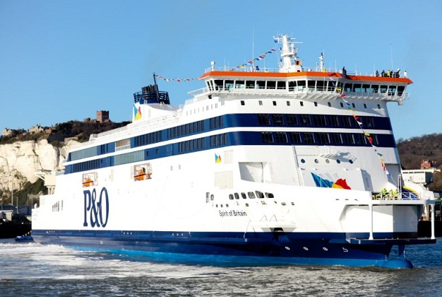 DP World Expands with Purchase of UK's P&O Ferries 5