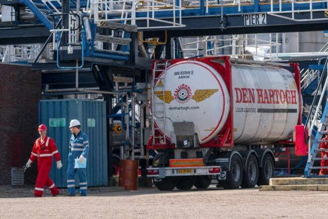MOL Chemical Tankers Acquires 20% Share Of Dutch Tank Container Company Den Hartogh 8