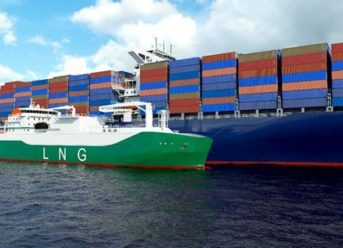 MOL Signs Long-Term Charter Contract To Operate Asia's Largest LNG Bunkering Vessel 2