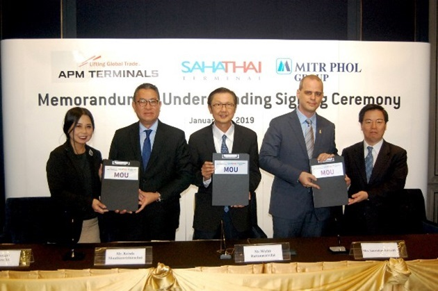 APM Terminals, Partners to Develop Terminal in Bangkok 5