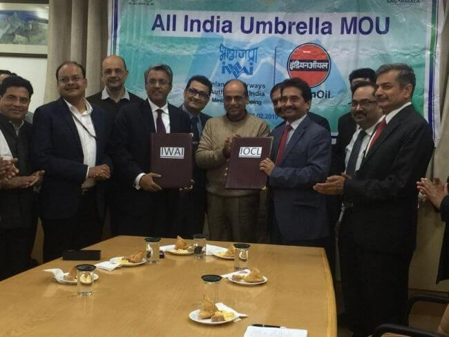 Inland Waterways Authority Of India And Indian Oil Sign MoU On Fuel Needs For National Waterways 12
