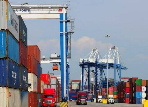 SC Ports Authority Handles Record Container Volume In January 2