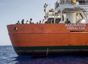 HRAS Reviews De-Flagging of Migrant Rescue Ship Aquarius 1