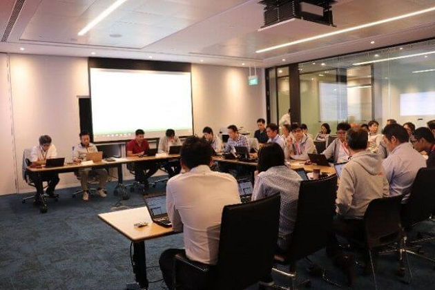 NYK Conducts Crisis-Response Drill With ONE 5