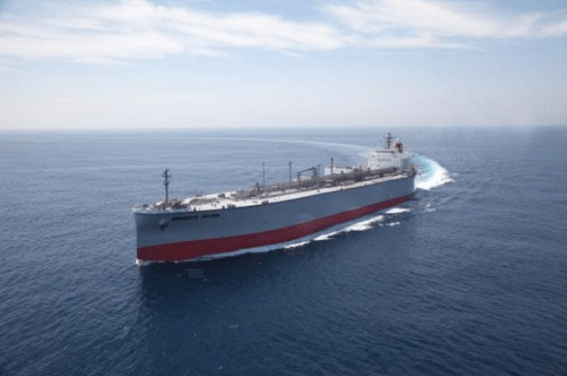 """K-Line Launches 200,000-dwt Bulk Carrier """"Cape Sapphire"""" 5"""