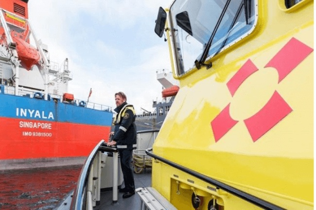Port Of Amsterdam: Increase In Ship Calls; Number Of Serious Accidents Remains Unchanged 1
