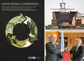 Turkey Ratifies IMO Hong Kong Ship Recycling Convention 2