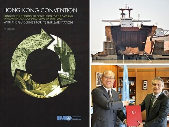 Turkey Ratifies IMO Hong Kong Ship Recycling Convention 9