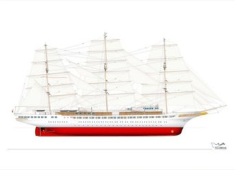 DNV GL And Metalships & Docks Ink Class Agreement For Luxury Sailing Vessel 1