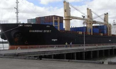 Serious Injuries Onboard Bulk Carrier 'Shanghai Spirit' 5