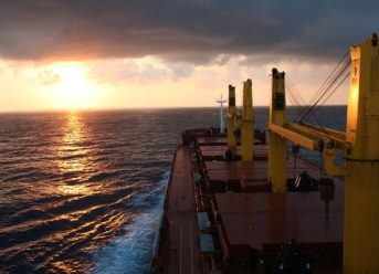 NYK Tests Biofuel on Dry Bulk Carrier 3