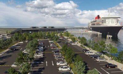 Port of Brisbane Declares Contractors For Its $158 Million Brisbane International Cruise Terminal 5