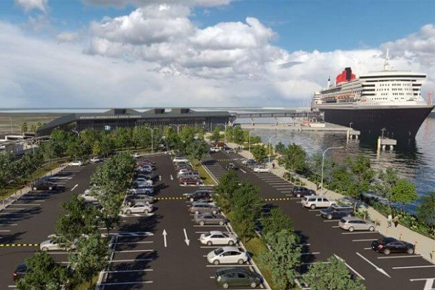 Port of Brisbane Declares Contractors For Its $158 Million Brisbane International Cruise Terminal 1