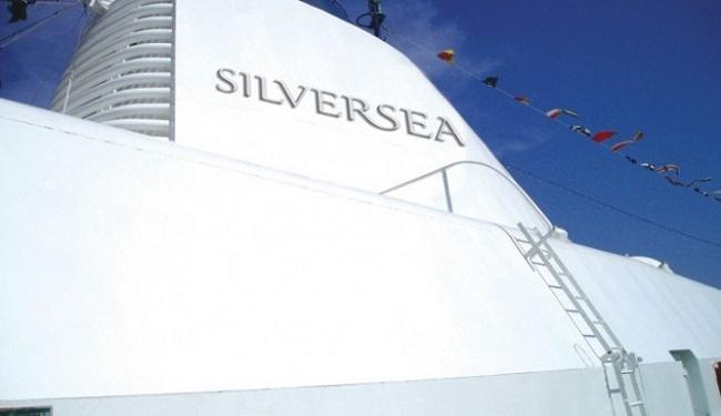 "Fincantieri Begins Dry Dock Works In Ancona On Silversea's ""Silver Moon"" 2"