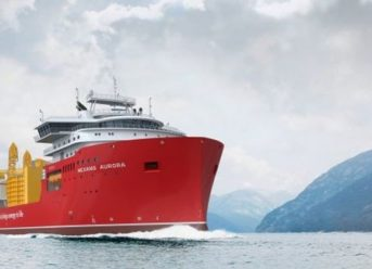 Nexans' New DP3 Cable Laying Vessel Passes First Major Milestone At Ulstein 1