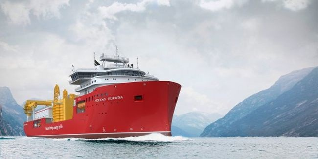 Nexans' New DP3 Cable Laying Vessel Passes First Major Milestone At Ulstein 2