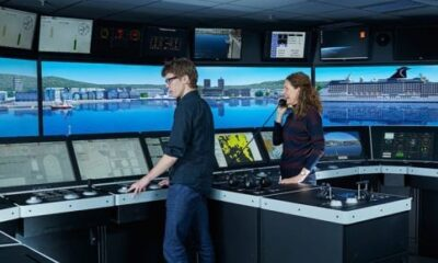 Kongsberg Maritime Delivers Training To Reduce DP Incidents In Offshore Industries 7