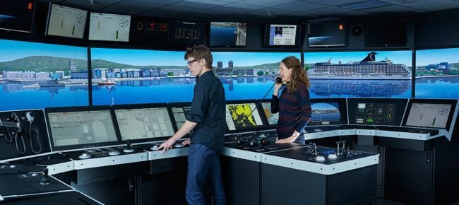 Kongsberg Maritime Delivers Training To Reduce DP Incidents In Offshore Industries 5